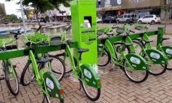 Furto de bicicletas compartilhadas