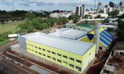 Inauguração da reforma da Escola Municipal Gladis Maria Tibola