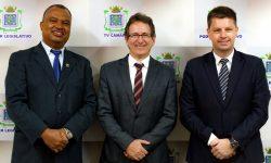 Câmara Municipal define Comissões, e executivo referenda líder do governo no legislativo