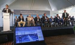 Em Foz do Iguaçu, governador Ratinho Junior destaca parceria do Estado com a Itaipu