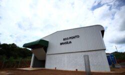 Ecoponto do Brasília ajudará consolidar coleta seletiva
