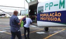 Paraná garante vacina para 90% dos trabalhadores da saúde