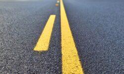 Obras de asfalto do 14 de Novembro