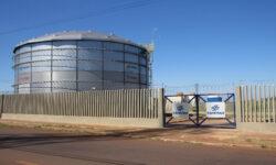 Entra em operação novo reservatório de água na região Norte de Cascavel