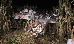 Polícia Federal fala sobre andamento das investigações do acidente de avião em Cascavel no último sábado