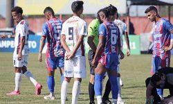 Cascavel CR rompe contrato com a 2RA e tem sete jogadores disponíveis para a sequencia do campeonato
