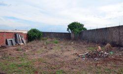 Moradores do Cancelli estão satisfeitos com o trabalho de limpeza que vem sendo realizado nos terrenos baldios