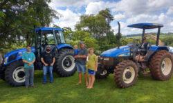 Programa Trator Solidário fortalece agricultura familiar na região Oeste