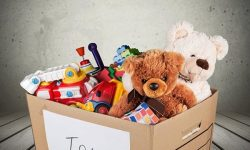 Campanha incentiva doação de brinquedos