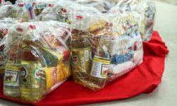 Continua a campanha de arrecadação de alimentos do Provopar