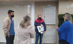 Meio Ambiente inicia visita aos condomínios para orientação sobre Coleta Seletiva