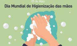 Importancia da Higienização das mãos