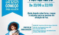 Cascavel lança Campanha do Agasalho 2021