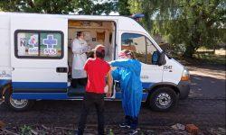 População em situação de rua é imunizada contra a Covid-19, em Cascavel
