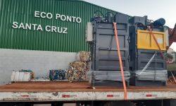 Meio Ambiente garante aquisição de equipamentos para os Ecopontos