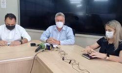 Secretário de saúde fala sobre a bandeira vermelha em Cascavel