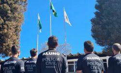 186 novos policiais civis no Paraná