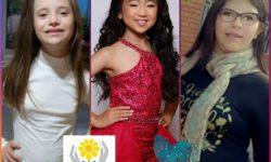 Duas alunas da Apae de Cascavel estão entre as finalistas de um concurso de Miss nos Estados Unidos