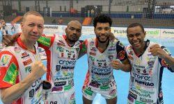 Confira os gols do Cascavel Futsal no último jogo