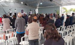Início da novena em preparação para o dia de finados em Cascavel
